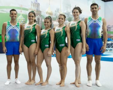 Ginástica de Trampolim no Mundial 2018