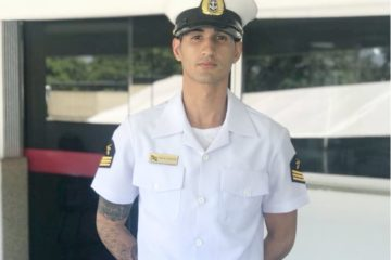Netinho Marques no Mundial Militar