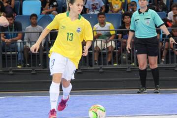 Amandinha Futsal