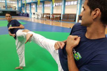 Talisca e Netinho iniciam treinamentos