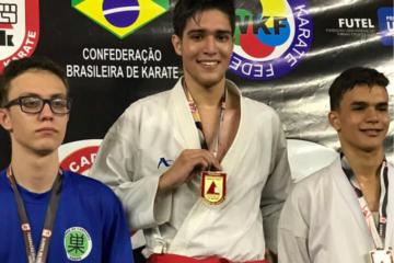 Miguel Camargos campeão mineiro 2019