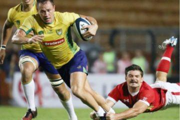 Brasil enfrenta Canadá em partida válida pela Americas Rugby Championship