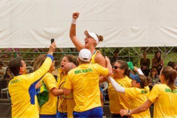 Brasil vence Zonal da Fed Cup e garante vaga no grupo Mundial II