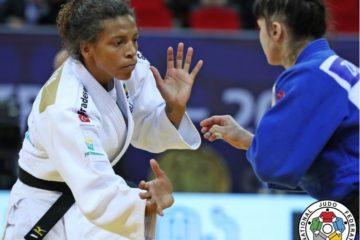 Judô feminino disputa Grand Slam na França