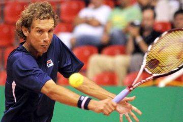 Jaime Oncins novo capitão na Copa Davis