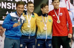 Rafael Nascimento é bronze no Pan Americano Sênior