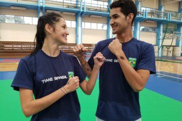 Talisca e Netinho ficam fora do pódio no Open de Marrocos