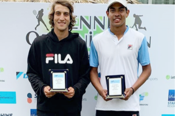 Felipe Meligeni Alves e Christian Oliveira triunfaram na Turquia