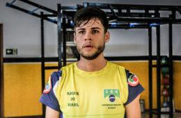 Rafael Nascimento disputa Premier League