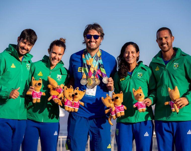 Brasil disputa Jogos Mundiais de Praia