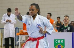 Larissa Ferreira disputa Open Nacional neste final de semana