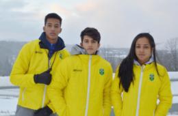 Brasileiros garantem vaga para Jogos Olímpicos da Juventude