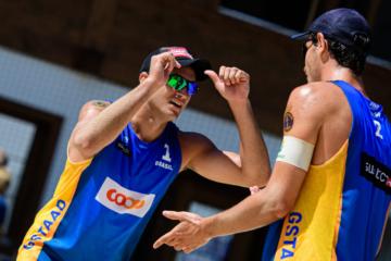 George e André disputarão Sul-Americano