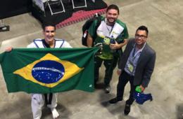 Netinho Marques se garante nos Jogos Olímpicos de Tóquio 2020